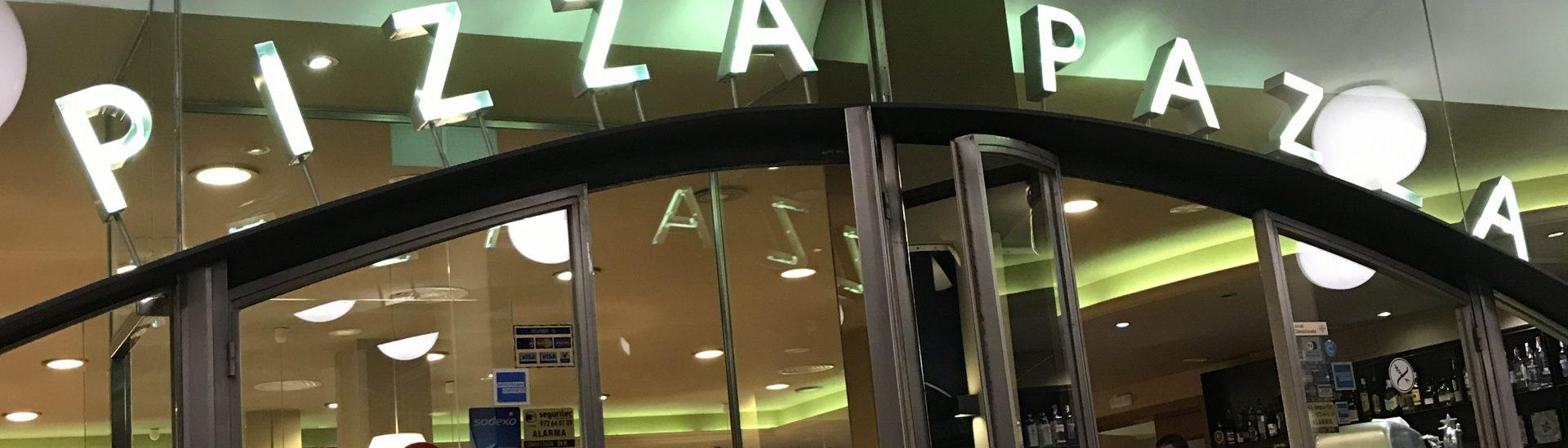 Pizza Pazza L'Escala